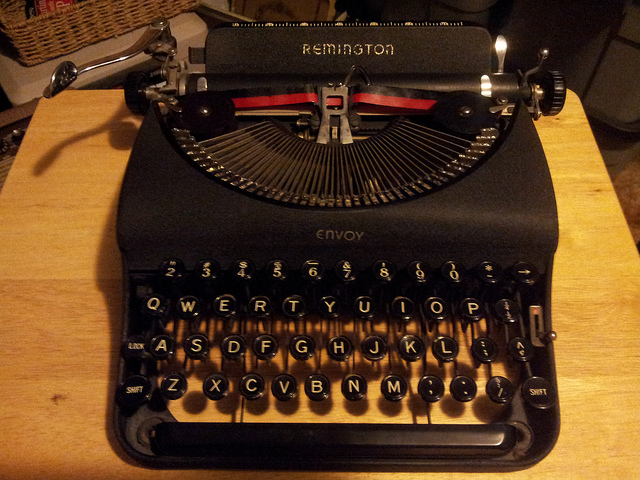 1941 Remington Envoy