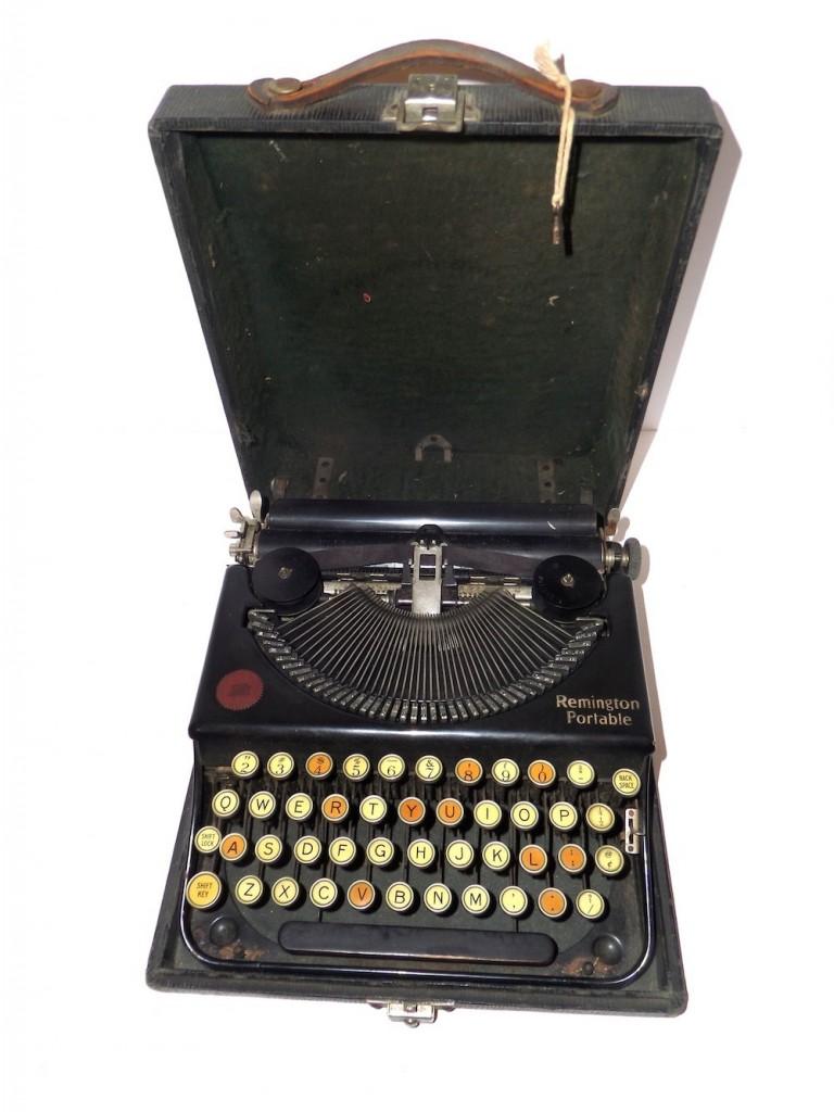 1921 Remington Portable #1
