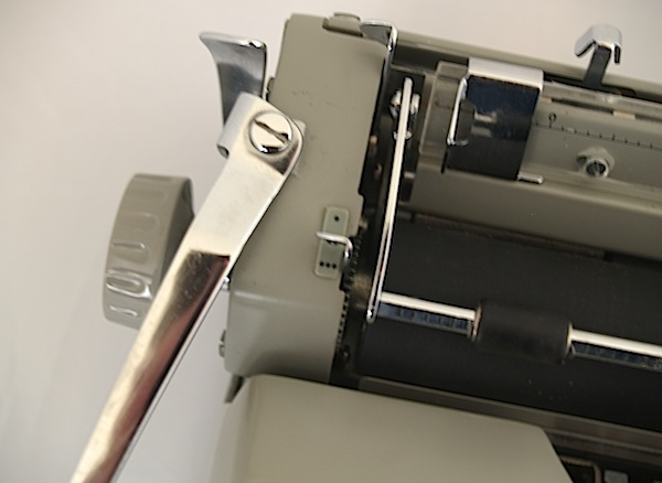 Facit TP1 typewriter