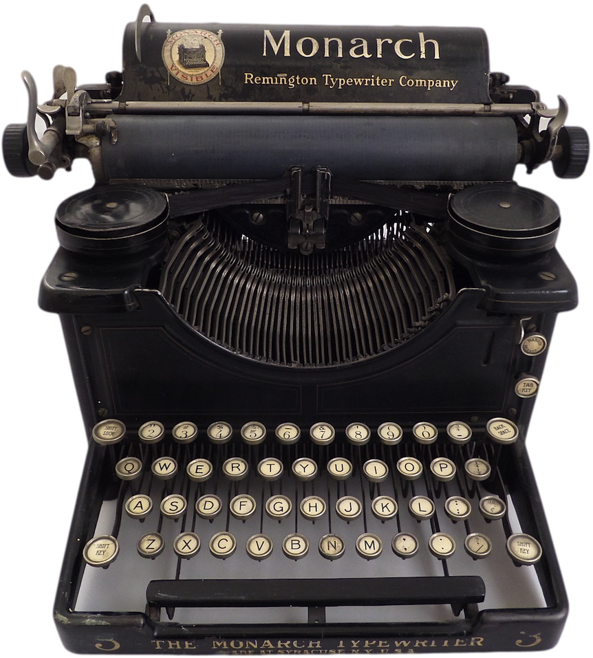 Monarch Remington No. 3