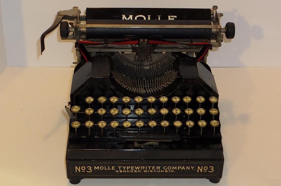 My Molle No. 3.