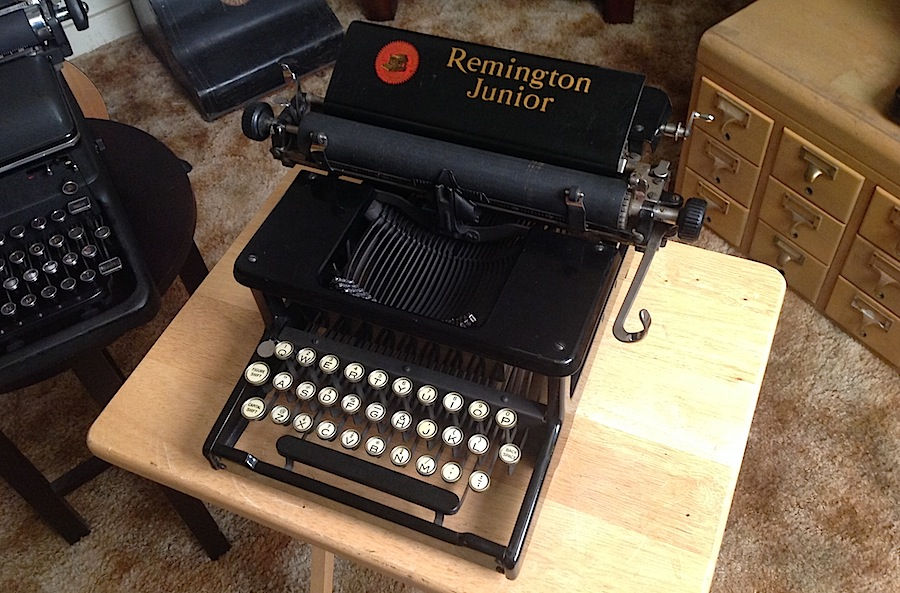 1915 Remington Junior