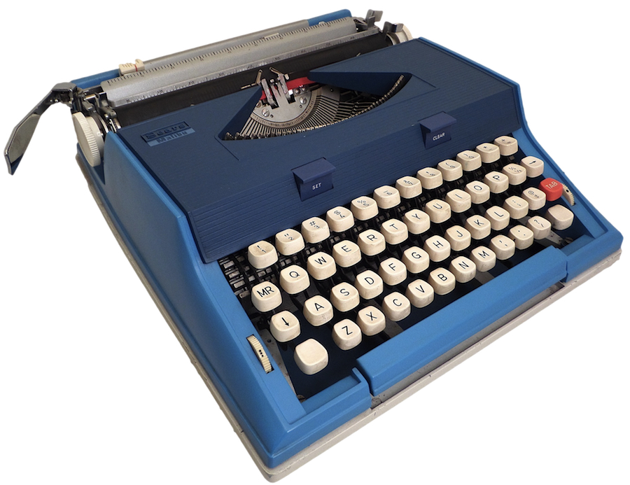 Messa Sears Malibu Typewriter