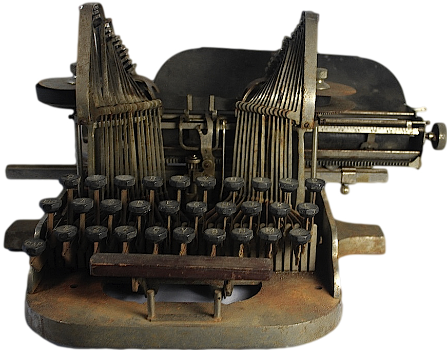 Oliver No. 1 Typewriter
