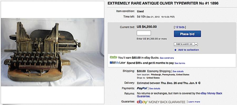 Rare Oliver