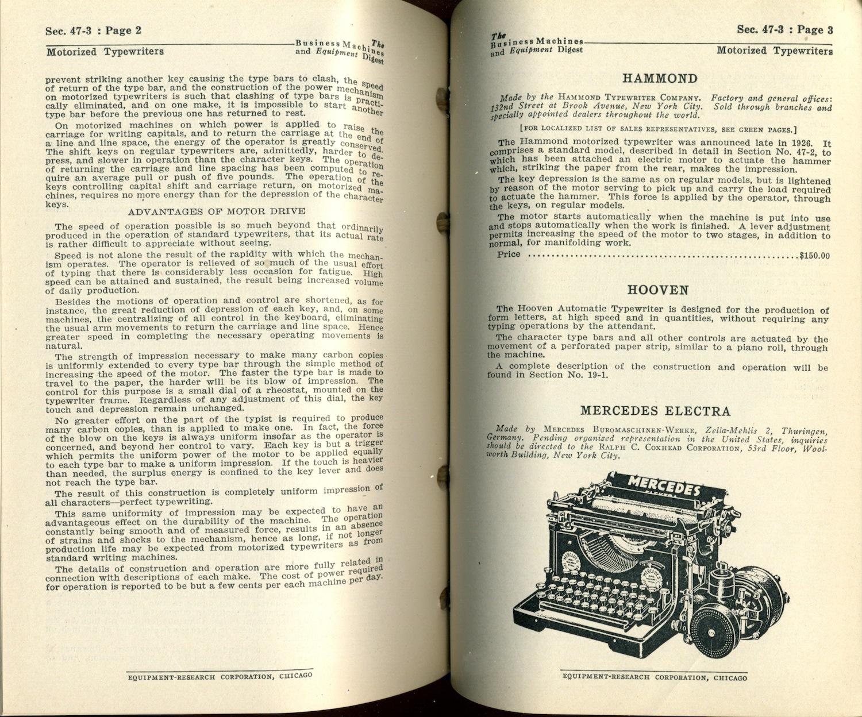 BMED - typewriters027