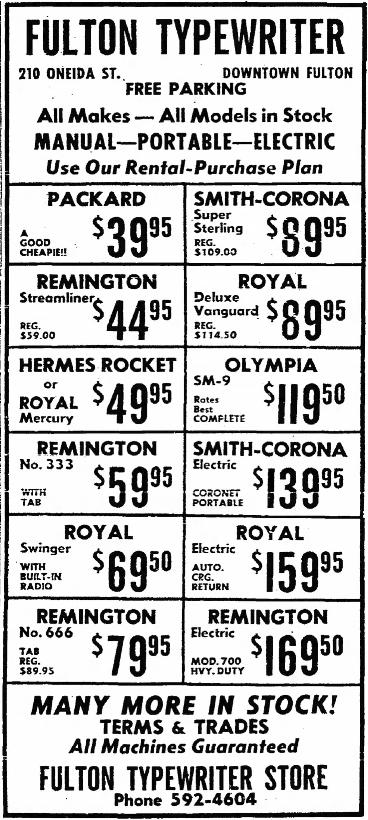 Packard, Remington 666