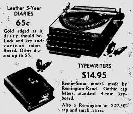Pittsburgh Post-Gazette, Dec. 13, 1933