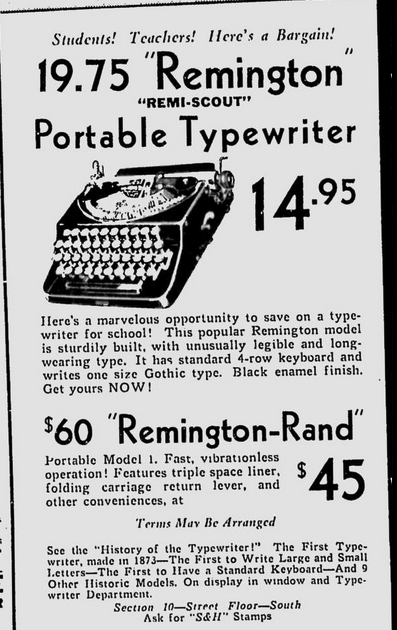 The Milwaukee Journal, Aug. 20, 1933