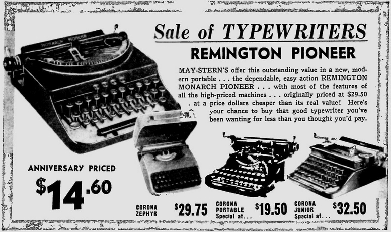 The Pittsburgh Press, March 19, 1939