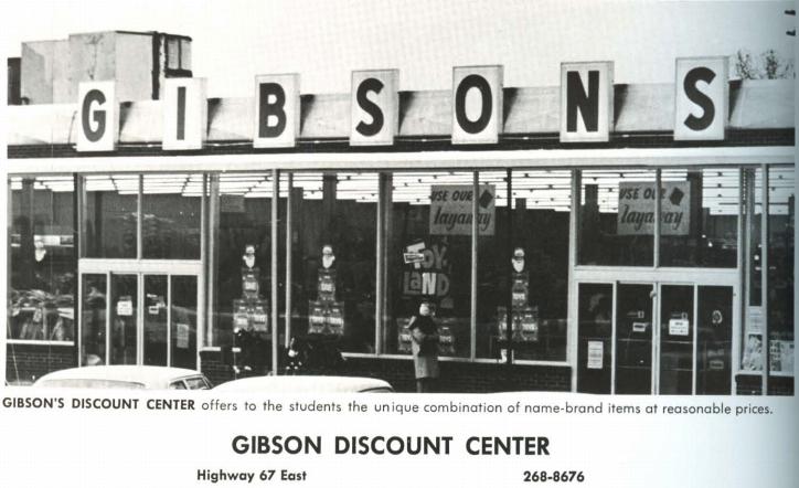 Gibson's Discount Center
