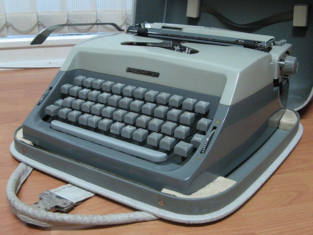 Speedwriter Caviler