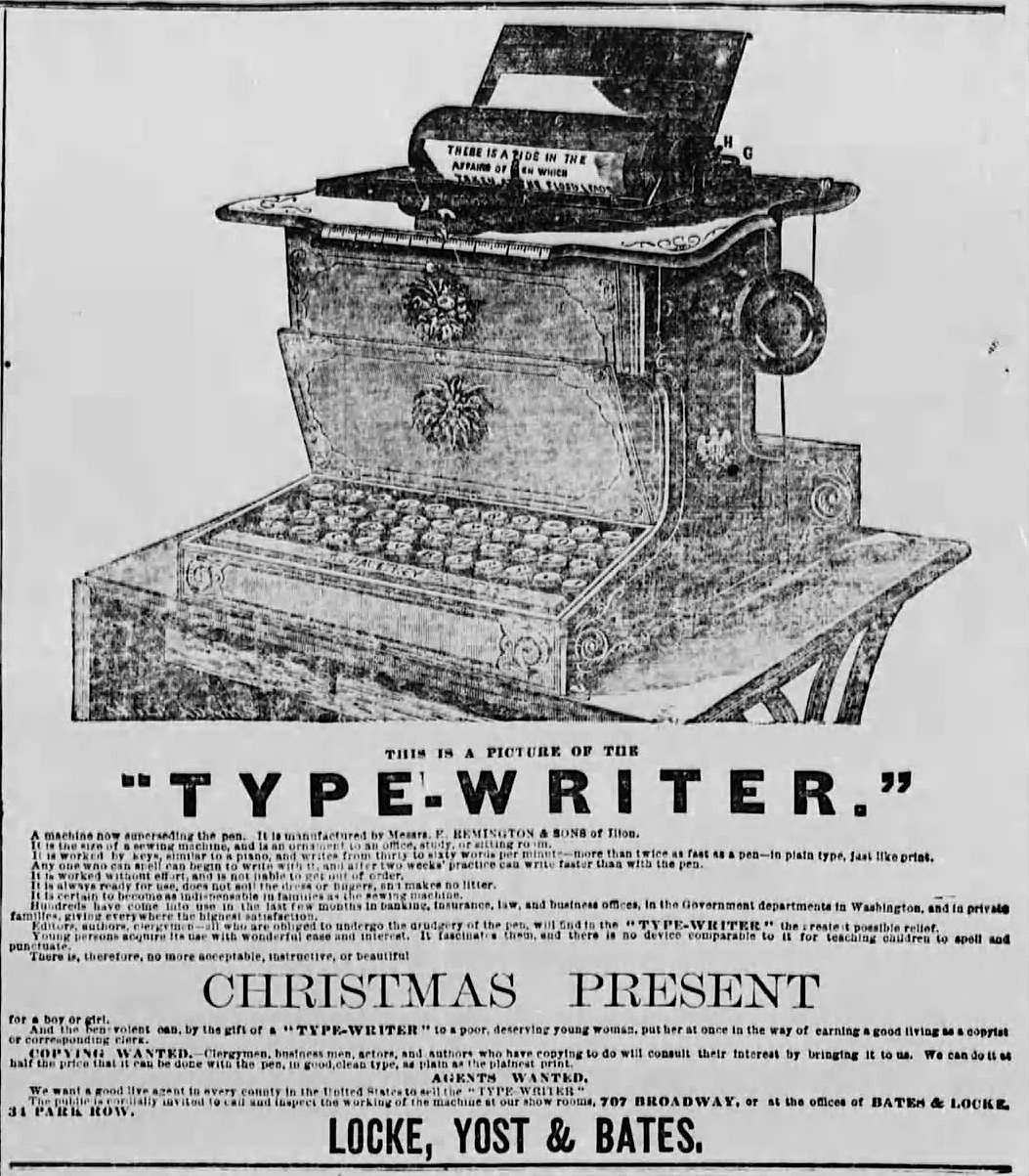 The Sun - New York, New York - Dec 16, 1875