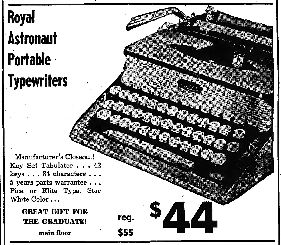 Troutman's  ad -The Indiana Gazette - Indiana, Pennsylvania - Jun 5, 1968
