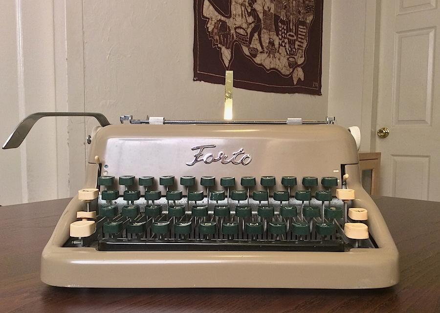 Forto Typewriter 04