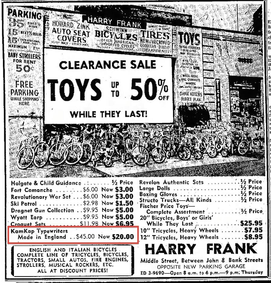 The Bridgeport Post, Bridgeport, Connecticut, Dec 10, 1958