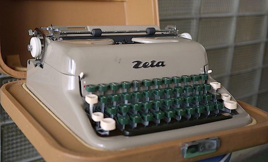 Zeta Zeta