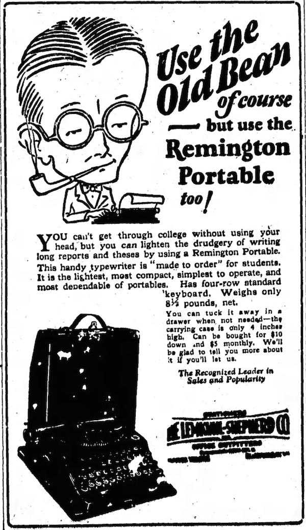 Bluefield Daily Telegraph (Bluefield, West Virginia), Sep 3, 1926