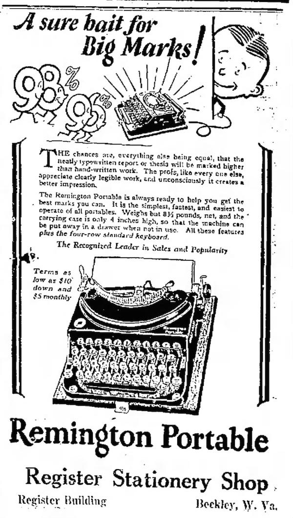 The Raleigh Register (Beckley, West Virginia), Oct 17, 1926