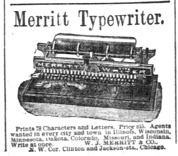 Chicago Daily Tribune (Chicago, Illinois), Oct 13, 1889