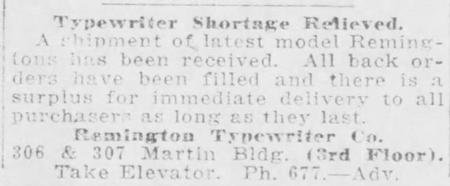 El Paso Herald (El Paso, Texas) Nov. 26, 1917