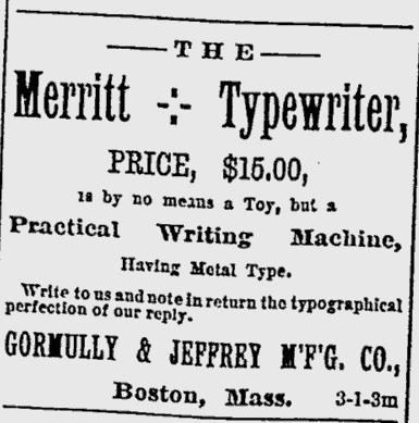 Meriden Daily Republican - March 20, 1890