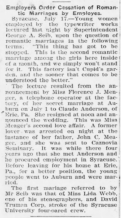 The Charlotte News (Charlotte, North Carolina) July 17, 1906