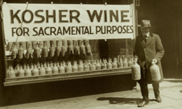 Wine and Prohibition