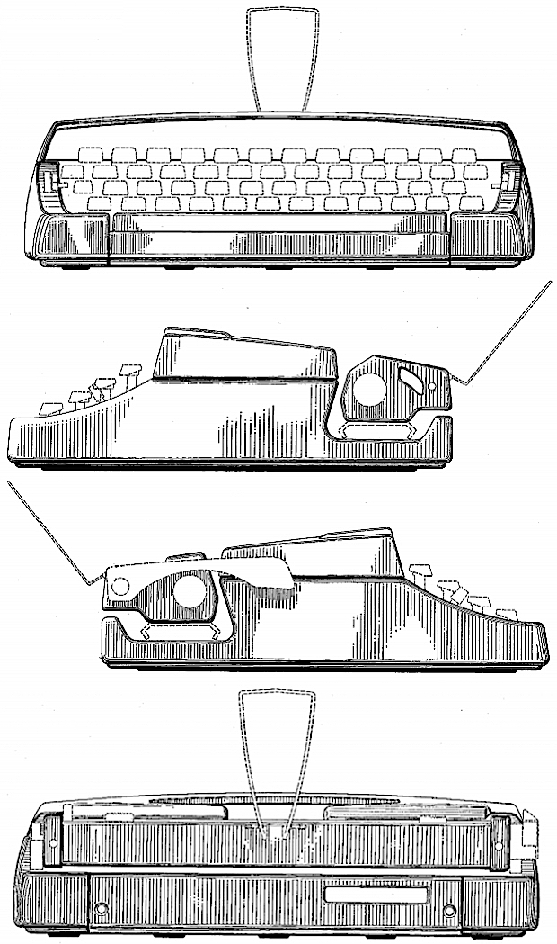 1960 Brother Patent Images - Akio Kondo