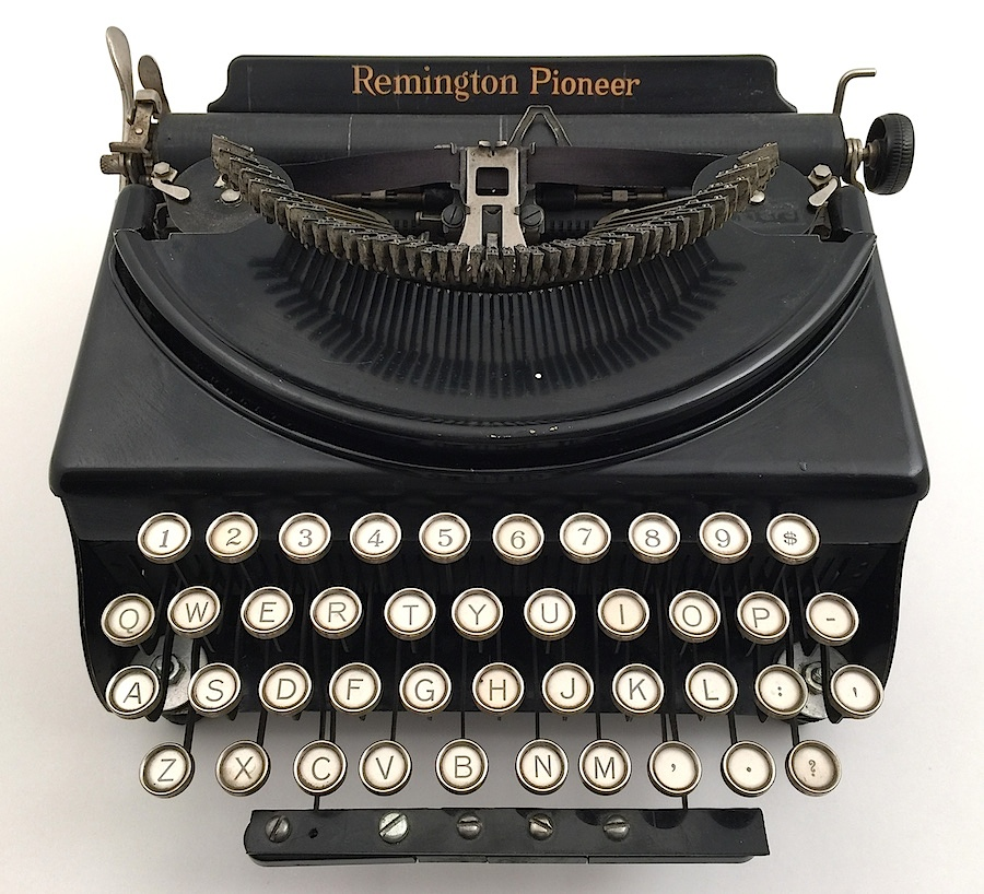Remington Pioneer 02
