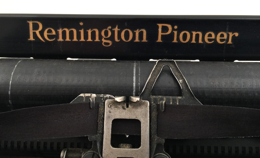 Remington Pioneer 07